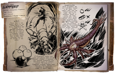 Eurypterid (ARK) | Non-alien Creatures Wiki | FANDOM powered