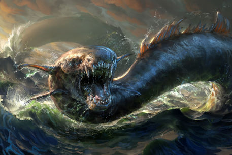 Leviathan | Non-alien Creatures Wiki | FANDOM powered by Wikia  Leviathan | Non...