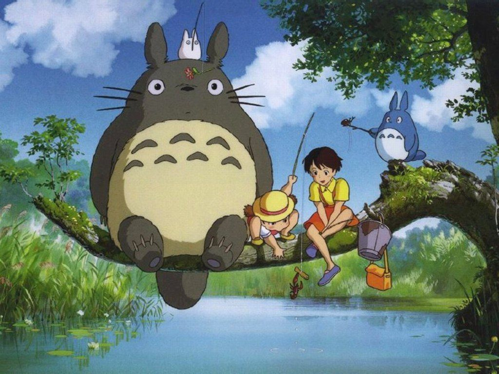 Download Wallpaper Forest Totoro - latest?cb\u003d20151101015938  Trends_216772 .jpg/revision/latest?cb\u003d20151101015938