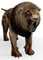 Zombie Lion