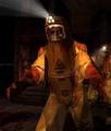 Bio-Suit Zombie