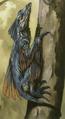 Feather Devil (Pinnatudeamus pernix)