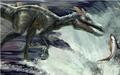 Ambulaquasaurus cristarufus