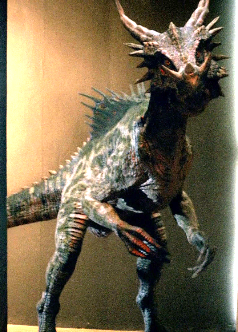 Dracorex Primeval Non Alien Creatures Wiki Fandom Powered By Wikia