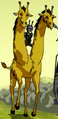 Mutant Giraffe