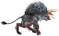 Berserking Minotaur