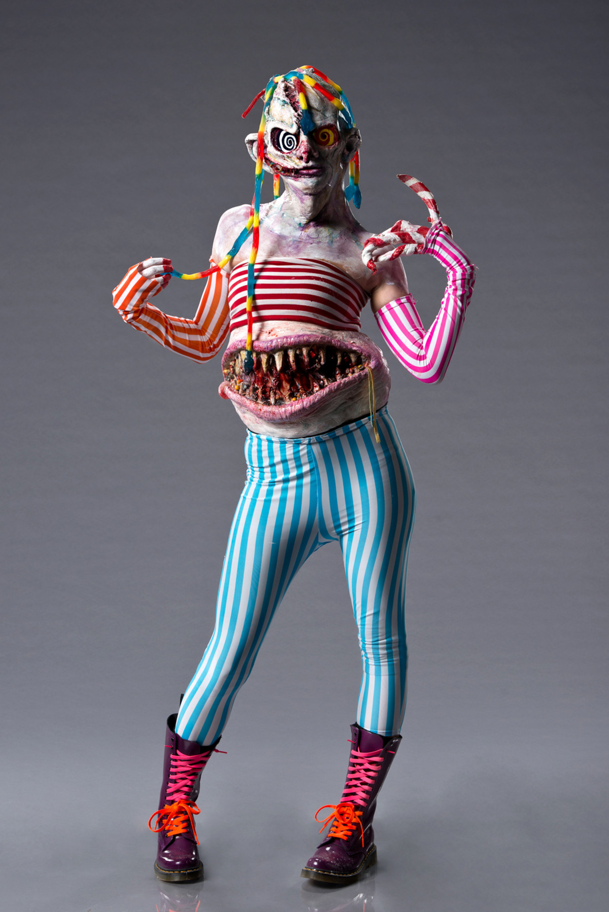 Sweet Tooth Suzy Non Alien Creatures Wiki Fandom
