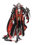 Dracula Castlevania