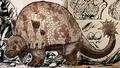Doedicurus custosaxum