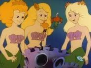 Mermaids-Snorks