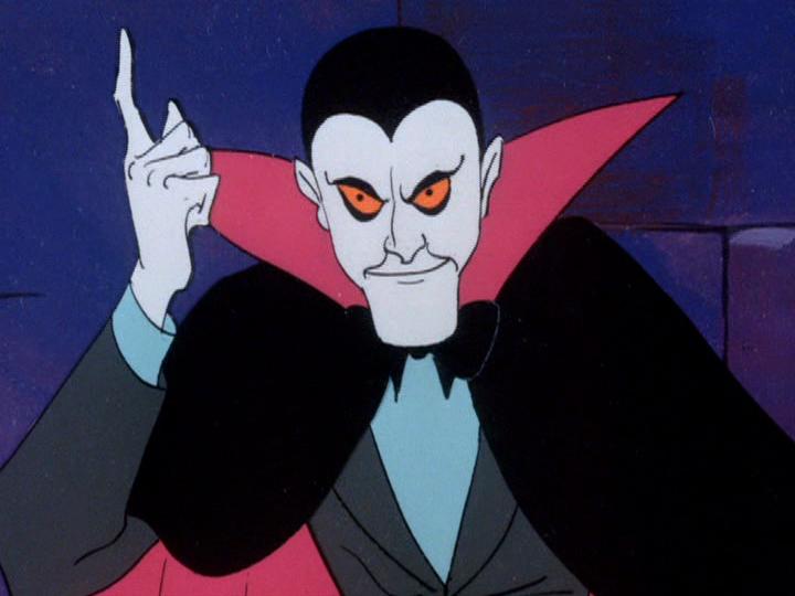 Count Dracula  2595d73ecc