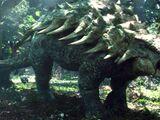 Ankylosaurus (Jurassic Park)