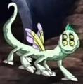 Mutant Lizard (Zevo-3)
