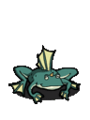 Frog (Crystal Story)