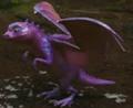 Acid-Spitting Mini Dragon