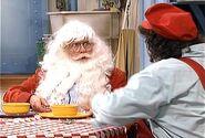Santa and Mario