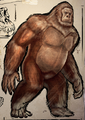 Gigantopithecus fibrarator