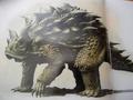 Calcarisaurus ieiuniosus