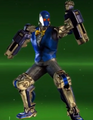 Cybrid Bar Bot
