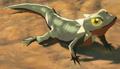 Fireproof Lizard