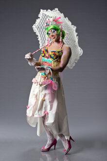 Anime Candy Princess
