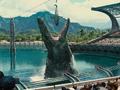 Mosasaurus Jurassic Park