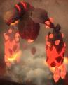 Unbound Lava Elemental