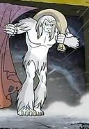 Yeti (The Secret Saturdays)
