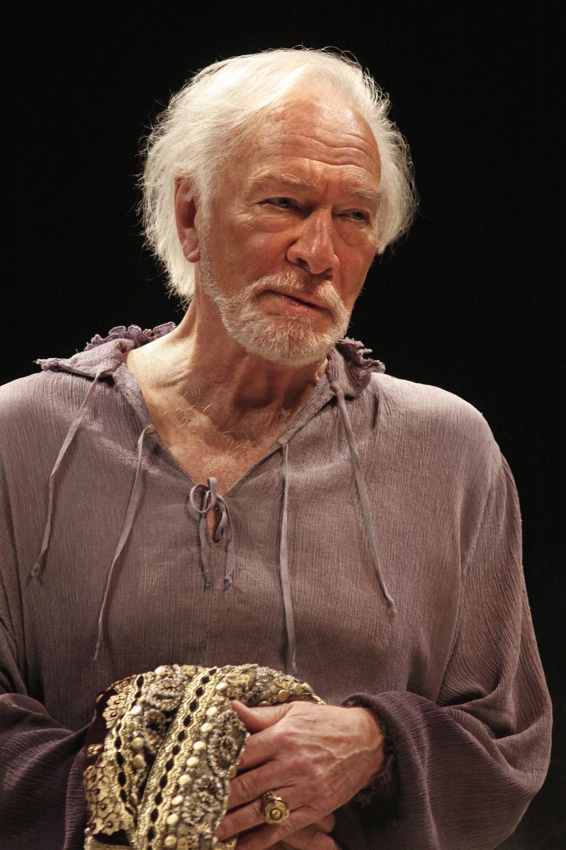 about prospero Focussing on act 1, scene 2 of the tempest, john gordon analyses the characters of ariel and prospero through the frame of magic and power.