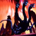 Three-Headed Demon