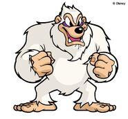 DTR Snow Monster