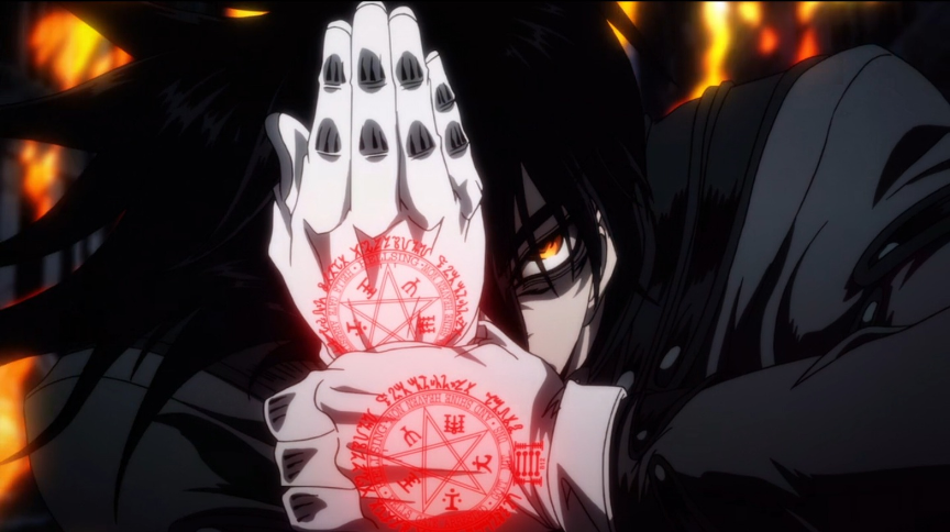 Alucard Hellsing Non Alien Creatures Wiki Fandom Powered By Wikia
