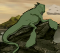 Iguana Seal