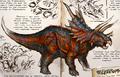 Triceratops styrax