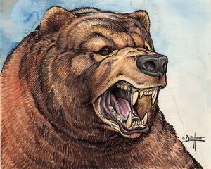 Balduvian Bear