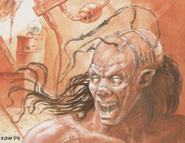 Frankenstein's Monster (Magic The Gathering)