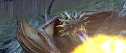 Hungarian Horntail Firebreath