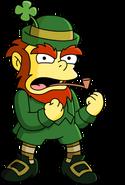 Leprechaun-TheSimpsons