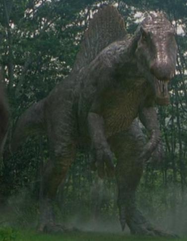Spinosaurus jurassic park non alien creatures wiki fandom powered by wikia - Spinosaurus jurassic park ...