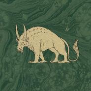 Beasts 5 Graphorn