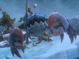 Giant Crab (Ice Age)