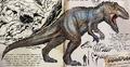 Giganotosaurus furiosa