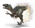 Utahraptor Primeval