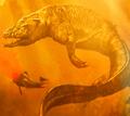 Udusaurus turpis