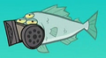 Mutant Fish (Total Drama Island)