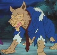 Werewolf-TheRealGhostbusters