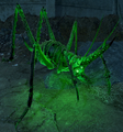 Glowing Cave Cricket