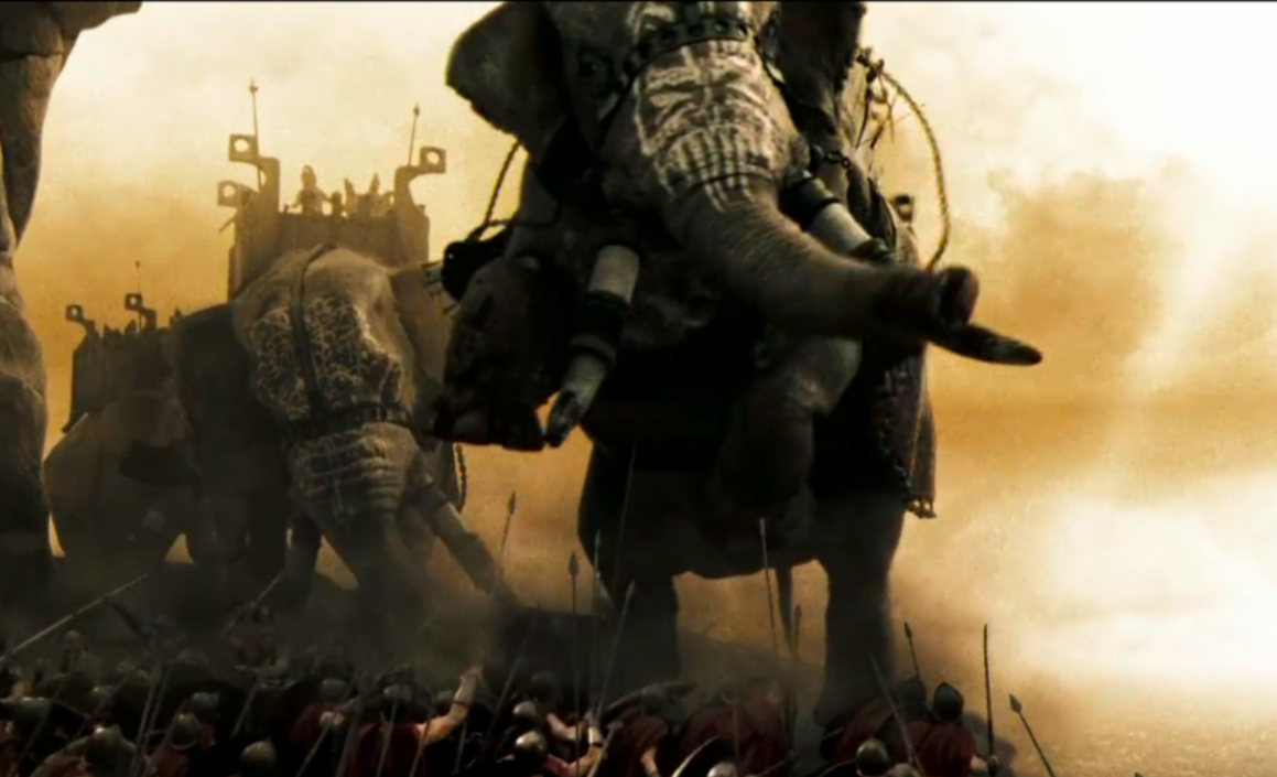 Elephant 300 Non Alien Creatures Wiki Fandom Powered By Wikia