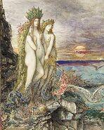 Sirens-GustaveMoreau1872