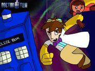 Doctor two brains by mewtwo365-d6chmk9